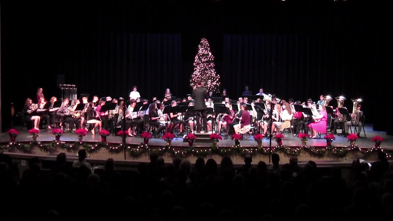 """""""Scenes from The Nutcracker"""" - College Station HS Symphonic Band"""
