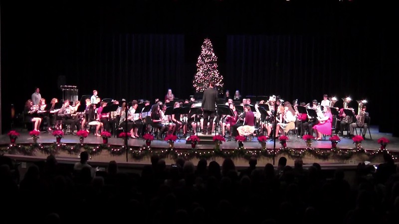 """""""Coventry Carol"""" - College Station HS Symphonic Band"""