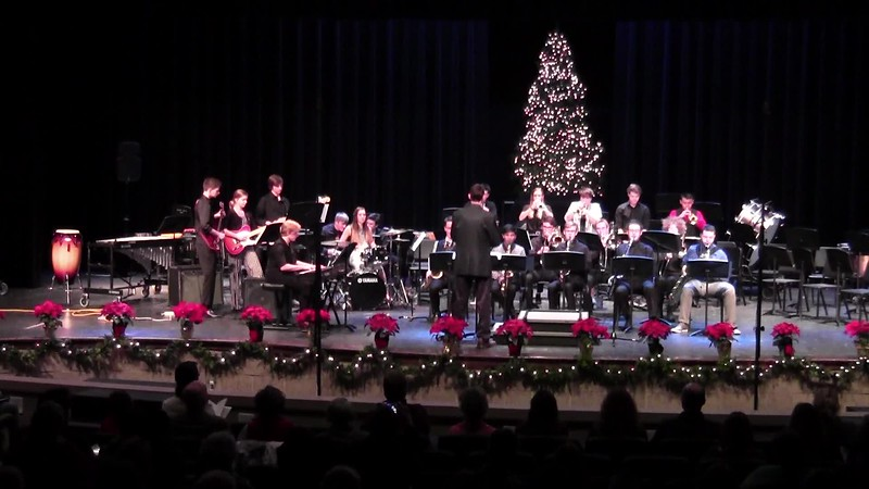 """""""Joy to the World"""" - College Station HS Jazz Band"""