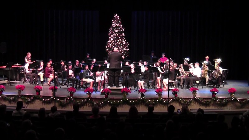 """""""The Reason Is the Season"""" - College Station HS Concert Band"""