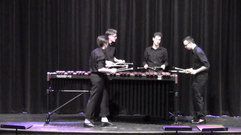 College Station HS Marimba Ensemble #1