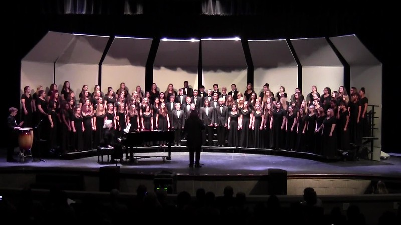 """College Station HS Choirs - """"Keep Your Lamps!"""" 10/24/2017"""