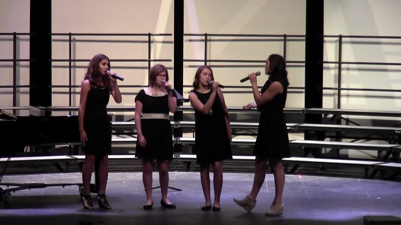 """College Station HS Vocal Ensemble - """"One Fine Day"""" 10/24/2017"""