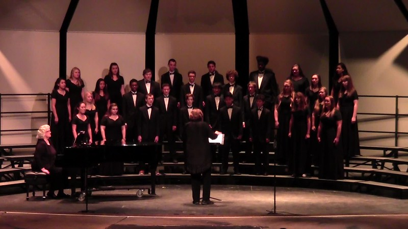 """""""Fair Phyllis"""" - College Station HS Chorale 10/25/2016"""