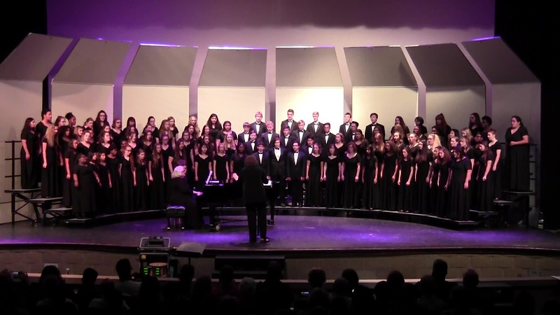 """De Profundis"" - College Station HS Choirs 10/25/2018"