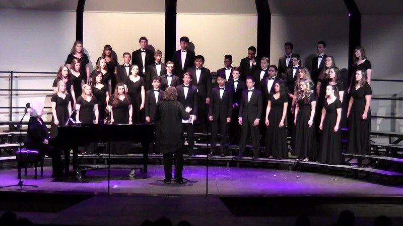 """Soon Ah Will Be Done"" - College Station HS Chorale 02/09/2016"