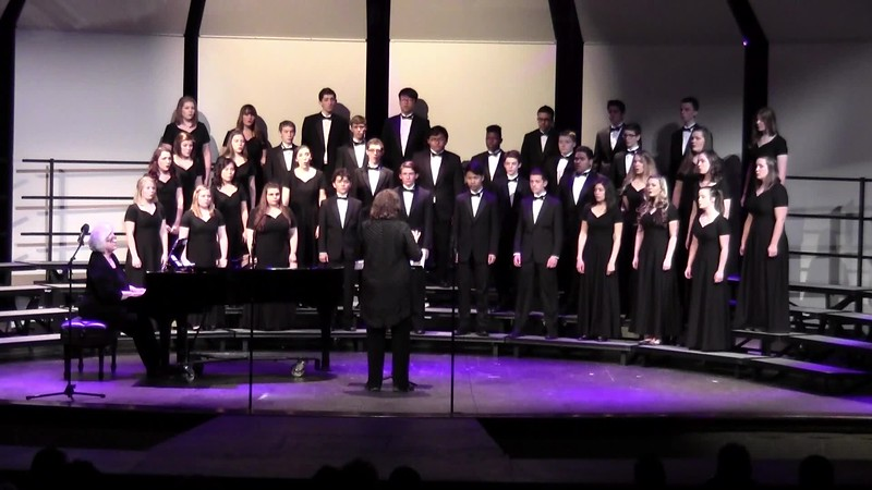 """No Time"" - College Station HS Chorale 02/09/2016"