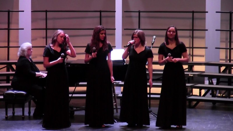 "College Station HS Vocal Ensemble - ""Amazing Grace"" 02/09/2018"
