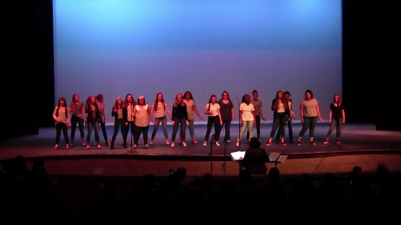 """You Don't Own Me"" - College Station HS JV Women's Choir 05/19/2017"