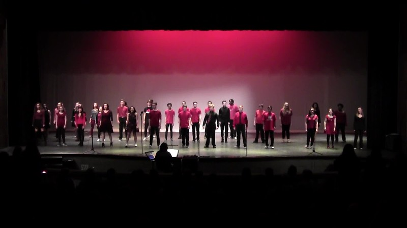 """The Greatest Show"" - College Station HS Choirs 05/24/2018"