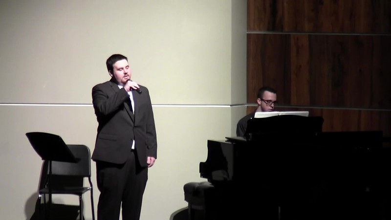 "CSHS Vocal Solo - ""Say Something (I'm Giving Up On You)"""