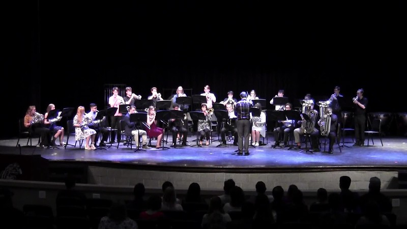 "CSHS Brass Ensemble - ""Themes from the Impossible"""