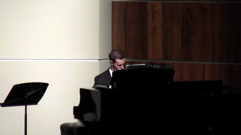"""CSHS Piano Solo - """"Summertime"""""""
