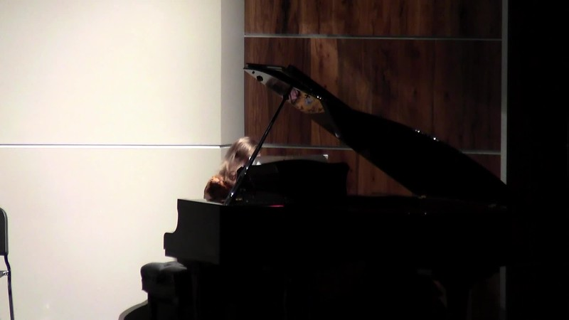 "CSHS Piano Solo - ""You've Got a Friend in Me"""
