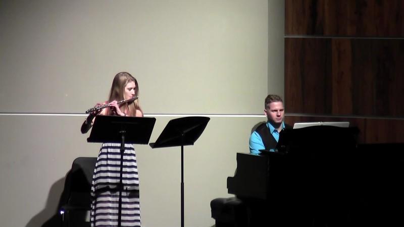 "CSHS Flute Solo - ""Poem"""