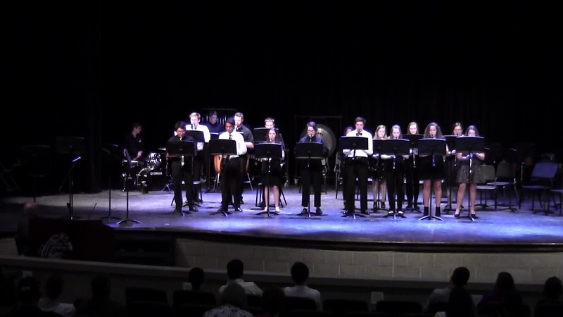 "CSHS Clarinet Ensemble - ""Tank!"" from Cowboy Bebop"