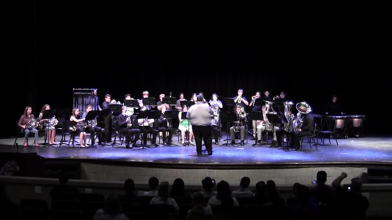 "CSHS Brass Ensemble - ""Dragon King"""