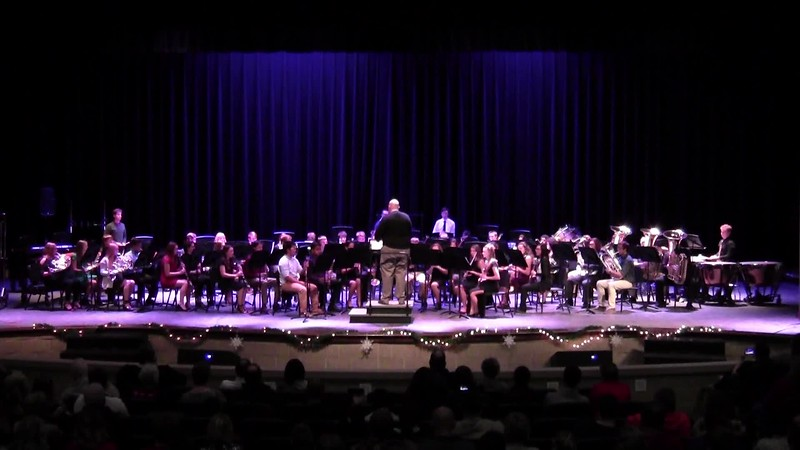 "College Station HS Wind Ensemble - ""Coventry Carol"""