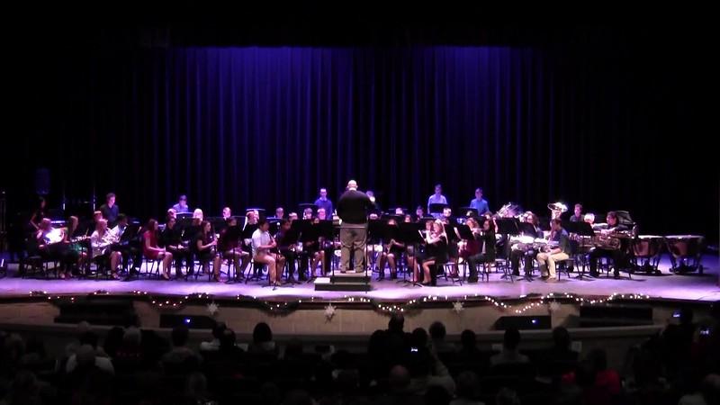 """College Station HS Wind Ensemble - """"Fum, Fum, Fum"""""""