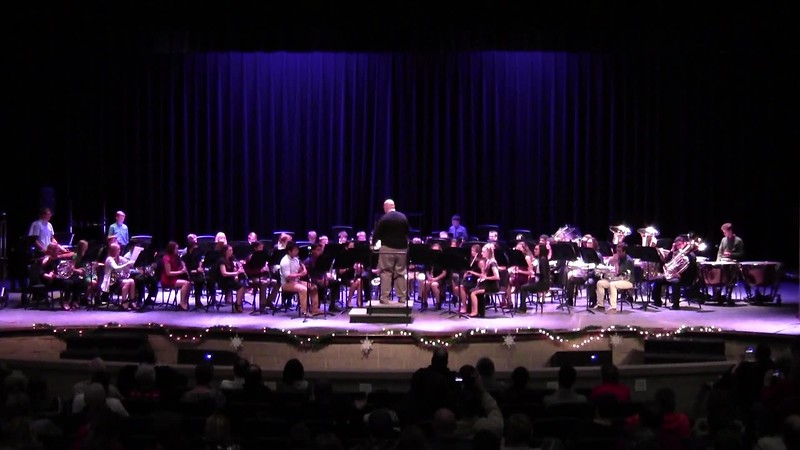 "College Station HS Wind Ensemble - ""Minor Alterations"""