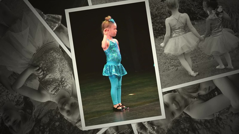 Madelyn's Dance Recital