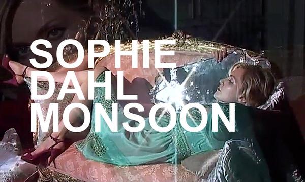 SOPHIE DAHL - MONSOON CAMPAIGN