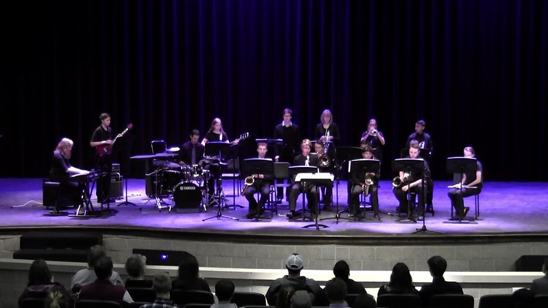 "College Station HS Jazz Band 2 - ""Holiday Joy"""