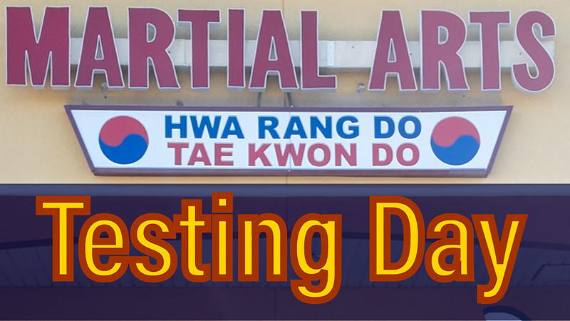 Martial Arts Tae Kwon Do