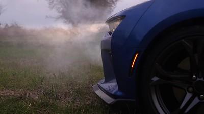 2018 Camaro SS 1LE
