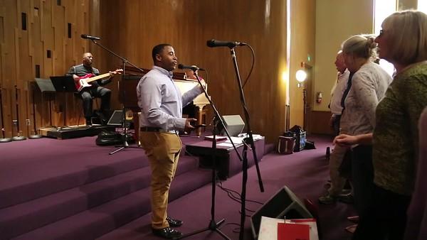 MASS Choir Practice