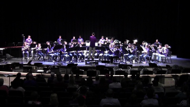 "College Station HS Symphonic Band - ""Star Wars: The Last Jedi"" 05/21/2018"