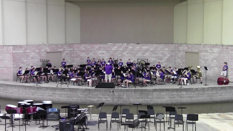 "College Station HS Symphonic Band - ""How to Train Your Dragon"""