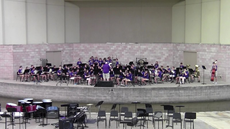 """College Station HS Symphonic Band - """"Sinatra!"""""""