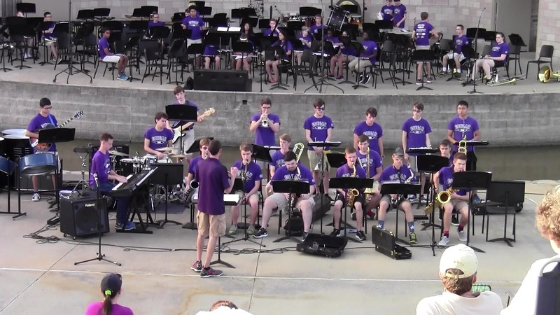 "College Station HS Jazz Band - ""Mr. Timmons"""
