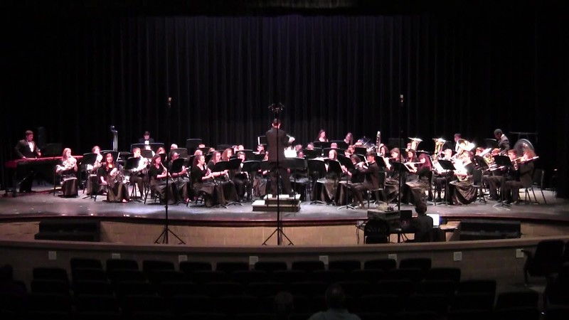"College Station HS Symphonic Band UIL - ""Imaginarium"""