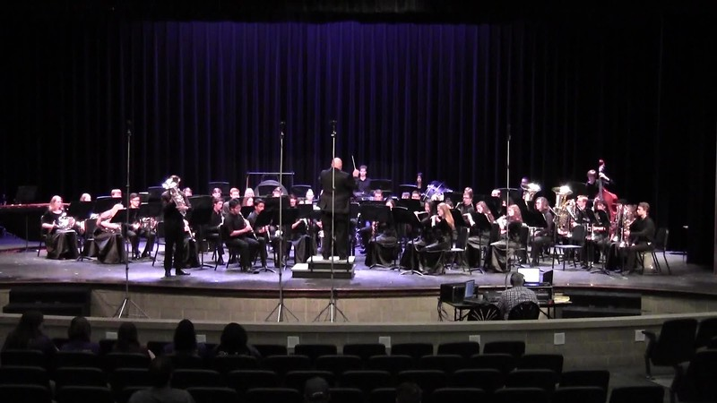 "College Station HS Wind Ensemble UIL - ""Nessun Dorma"""