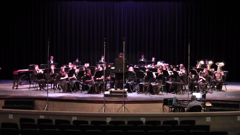 "College Station HS Concert Band UIL - ""Steel"""