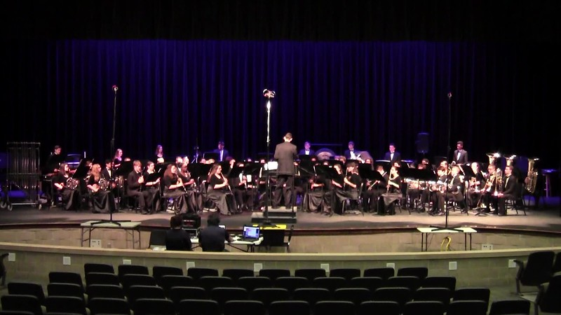 "College Station HS Concert Band UIL - ""Oracle"""