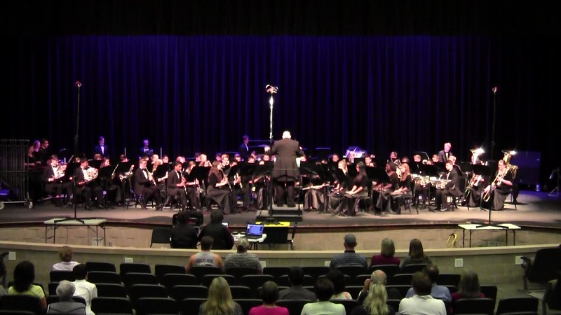 "College Station HS Symphonic Band UIL - ""The Planets, Opus 32 (Mars)"""