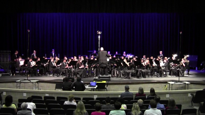 "College Station HS Symphonic Band UIL - ""National Emblem March"""