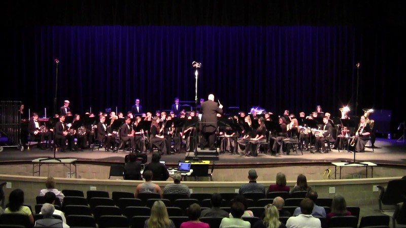 "College Station HS Symphonic Band UIL - ""Suite Dreams"""