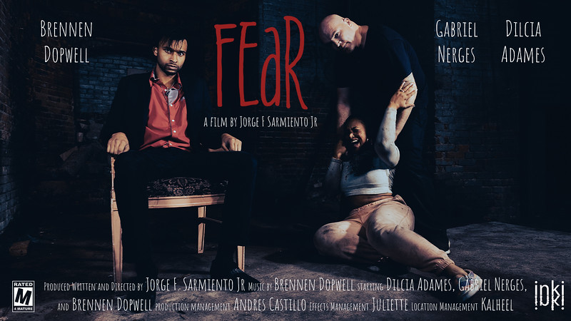 Fear Official Music Video