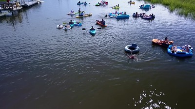 Lincoln River Flotilla 2018
