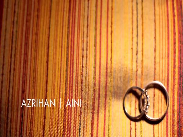 AZRIHAN & AINI