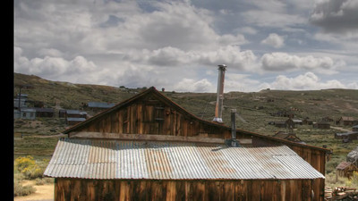 Slideshow Video with Music of Bodie a Gold Mining Ghost Town in California Photos taken Sept 2011 - I haven't done a video slide show in a while so a bit rusty... Music is Once Upon A Time In The West by Ennio Moricone