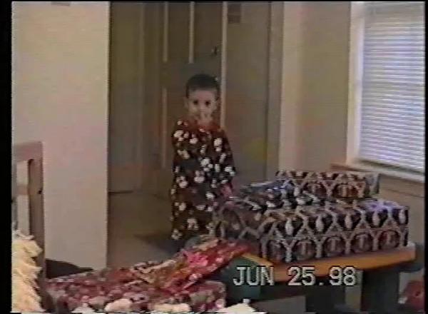 Christmas 98, Charlottesville