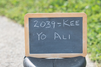 KEE#2039 American Freedom - Yo Ali '19 at Blackburn Farm 9.17.20