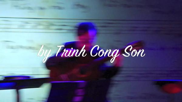 Cat Bui & Tinh Xa ~Tran Manh Tuan Saxophone -Trinh Cong Son