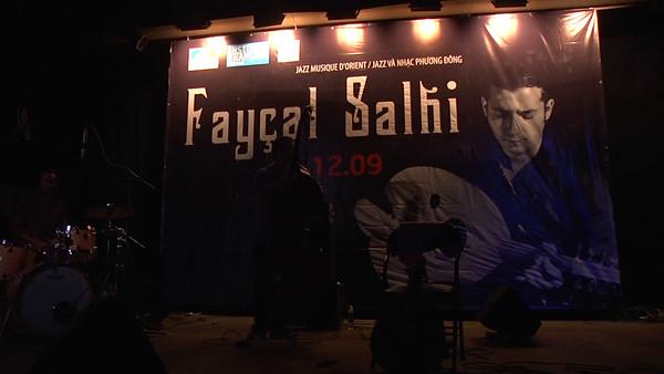 Faycal Salhi Quartet: Hay?te - Performed Live in Vietnam 2014