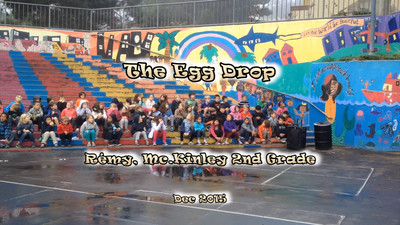 The Egg Drop - Rémy 2nd Grade